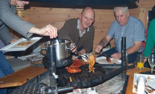 Finse BBQ kota