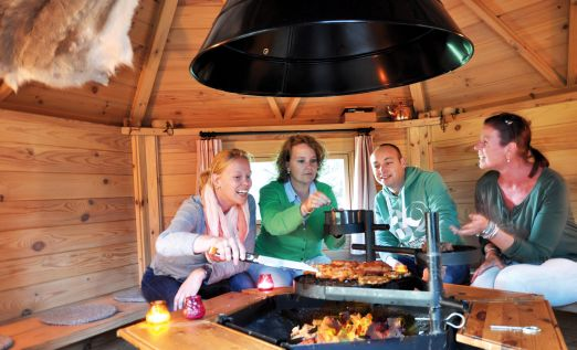 trikke tour barbecue overijssel
