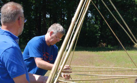 Bamboe challenge Ommen