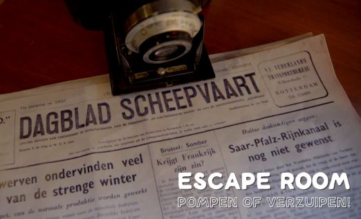 Escape Room Vechtdal Ommen
