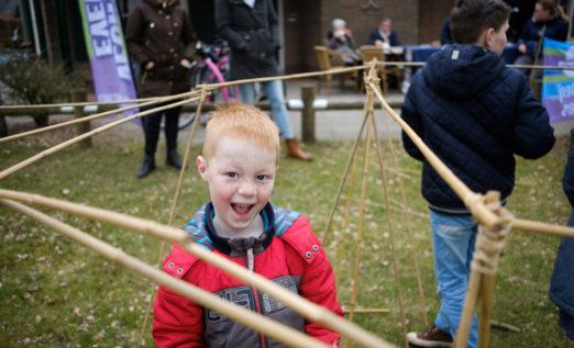 Kinderfeestje bij Vechtdal Events
