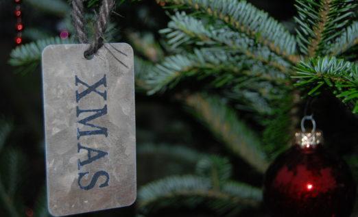 Kerstborrel in Ommen Overijssel